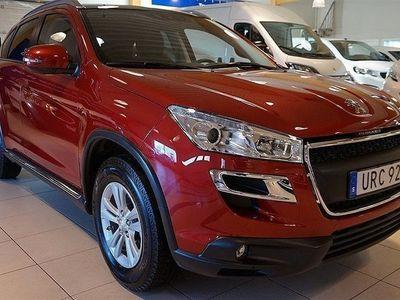 begagnad Peugeot 4008 ALLURE HDI 4WD BUSINESS