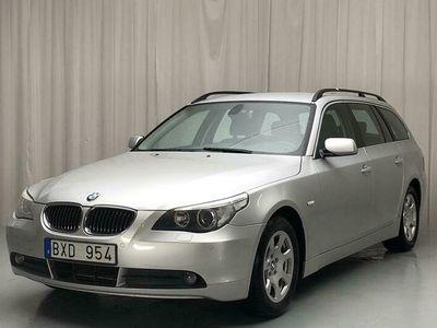 begagnad BMW 523 5-serien i Touring, E61