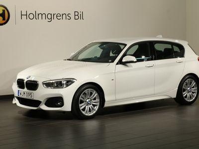 used BMW 118 i 5D M-Sport Manuell 136hk Rattvärme