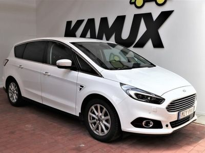 begagnad Ford S-MAX 2.0 TDCi AWD Business. 180hk