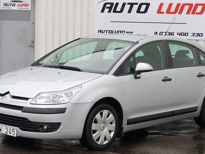 begagnad Citroën C4 1.6 SX 1 Ägare Nyservad 13800mil