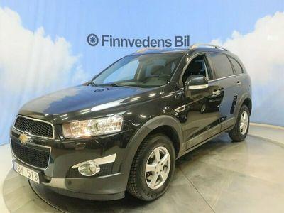 begagnad Chevrolet Captiva 2.2 VCDi AWD.drag/v-hjul/m-värmare