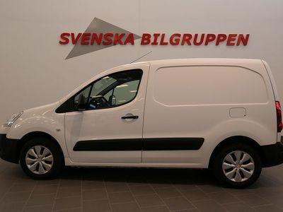 begagnad Citroën Berlingo 1.6 HDi 3-Sits 5-Vxl AC Drag