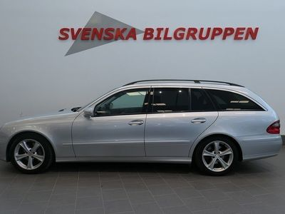 gebraucht Mercedes E220 CDI Aut Skinn PDC LM S+ -09