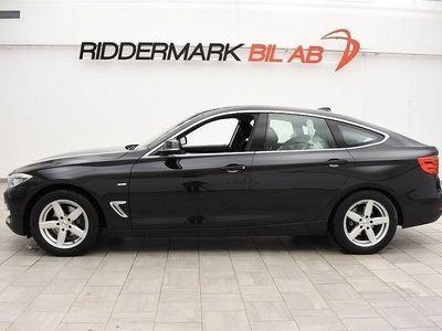 begagnad BMW 320 Gran Turismo d xDrive 184hk LUXURY / AUT / D-VÄRM