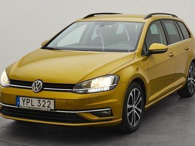gebraucht VW Golf Sportscombi SC 1.5 TSI 150 ACT DSG / Dragpaket