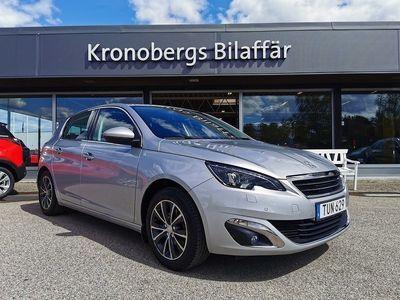 begagnad Peugeot 308 1.6 BlueHDI FAP Allure Euro 6 120hk*Drag*