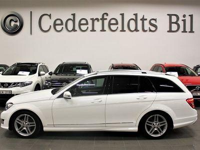 begagnad Mercedes 220 Benz C T CDI AUT AMG Sport 2014, Personbil 169 900 kr
