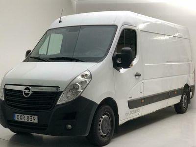 begagnad Opel Movano 2.3 CDTI RWD Pickup/Chassi