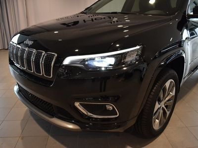begagnad Jeep Cherokee OVERLAND DS AWD 9AT 200HP EU6 2019, SUV 409 900 kr