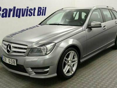 begagnad Mercedes C180 C BenzKOMBI AMG Aut 2013, Kombi Pris 139 000 kr