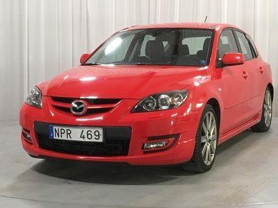 gebraucht Mazda 3 2.MPS (260hk)