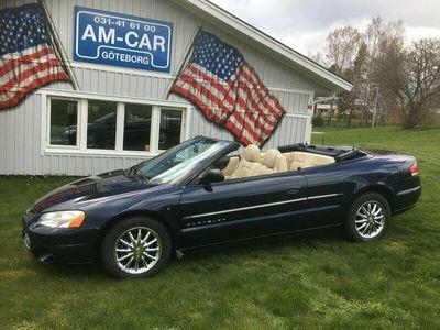 begagnad Chrysler Sebring Cabriolet Limited