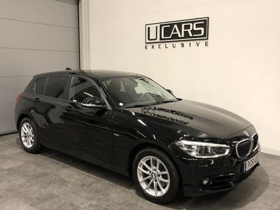 gebraucht BMW 120 d xDrive SportLine / Steptronic