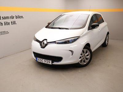 begagnad Renault Zoe Intens A 2014, Halvkombi 109 900 kr