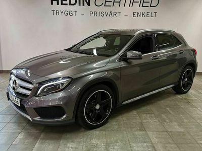 begagnad Mercedes GLA220 - BenzCDI 4MATIC AMG / / Navi / / Backkamera