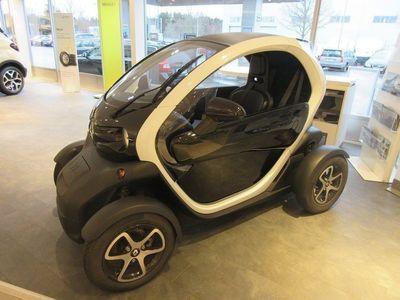 gebraucht Renault Twizy Intens 80 A Svart