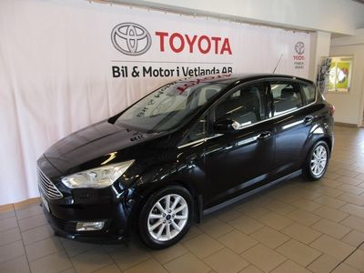 used Ford C-MAX 1.0 EcoBoost 125hk -15