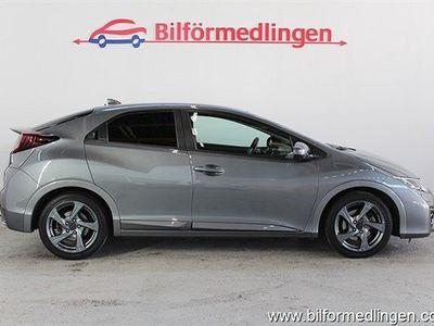 begagnad Honda Civic 1.4 i-VTEC Elegance X-Edition