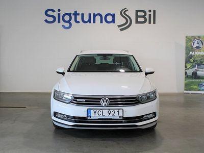 brugt VW Passat Variant SportsCombi 2.0TDI BlueMotion 4Motion Executive Euro 6 19