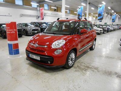 begagnad Fiat 500L 1.4 FIRE Ny Bes Ny Servad Drag