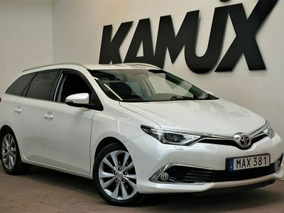 begagnad Toyota Auris Touring Sports 1.6D-4D | Backkamera