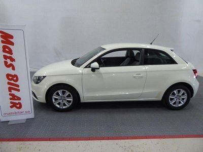 begagnad Audi A1 1,2 Tfsi Attraction Manuell