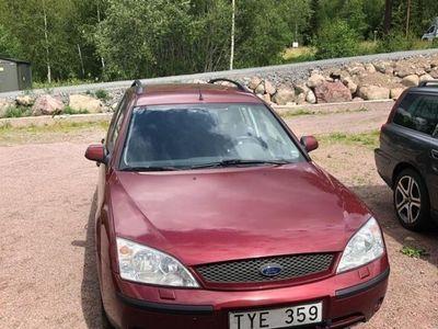 begagnad Ford Mondeo Rep objekt