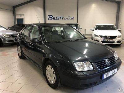begagnad VW Bora 1.6 Drag 105hk*Svensksåld