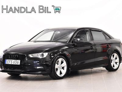 begagnad Audi A3 8VLIMOUSINE