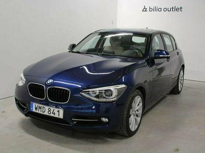 begagnad BMW 120 1K4 D