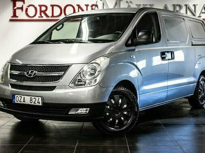 begagnad Hyundai H-1 CARGO 2.5 CRDi AUT DRAG HEMLEVERANS 2012, Transportbil Pris 99 900 kr