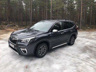 begagnad Subaru Forester 2,0 4WD Aktive Drag/V-hjul/Mo