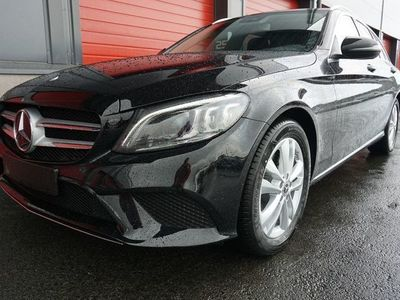 begagnad Mercedes C220 d Kombi Aut //Demobil//Avantgarde//Dragkrok//Parkeringsvärmare//