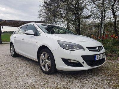 begagnad Opel Astra Sports Tourer 1.4 Turbo Euro 6 140