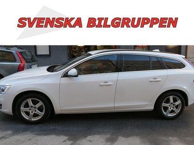 begagnad Volvo V60 D3 Momentum Aut Drag Euro6 Alko-lås