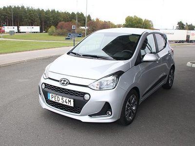 begagnad Hyundai i10 1.0 Premium inkl, vinterhjul friktion