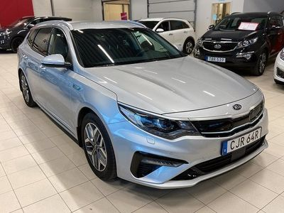 begagnad Kia Optima Hybrid SW Hybrid P-HEV 2.0 Advance Plus Automat 2019, Personbil 329 500 kr