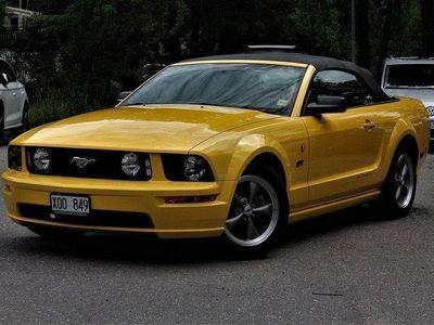 begagnad Ford Mustang GT CAB 4.6 V8 AUTO 304HK