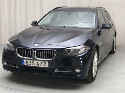 gebraucht BMW 520 d xDrive Touring Touring, F11 (184hk)