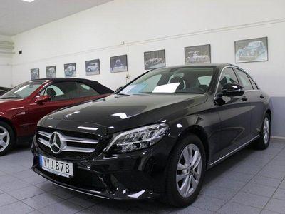 begagnad Mercedes C220 d Avantgarde SE Edition, Svensksåld
