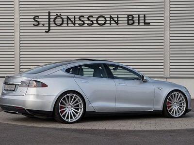 begagnad Tesla Model S P85 D Performance
