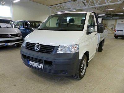 begagnad VW Transporter T5 Pick Up 2,5 TDI 130 -08