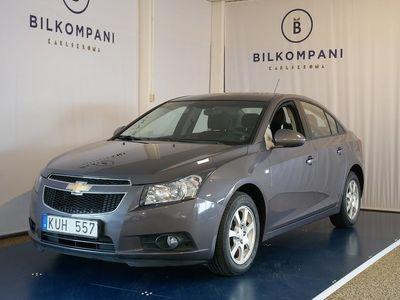 begagnad Chevrolet Cruze 1.7D eco sedan 1 2012, Sedan 54 900 kr