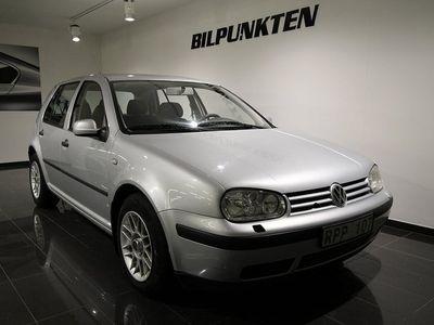 begagnad VW Golf 5-dörrar 1.6 Comfort 105hk