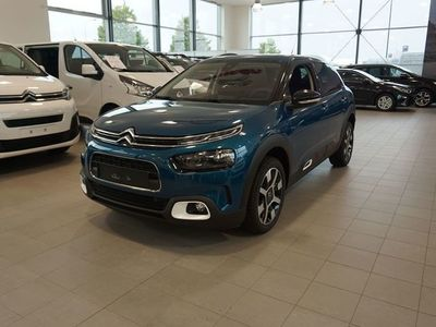 begagnad Citroën C4 Cactus PureTech 110 Shine 2018, Halvkombi 182 600 kr