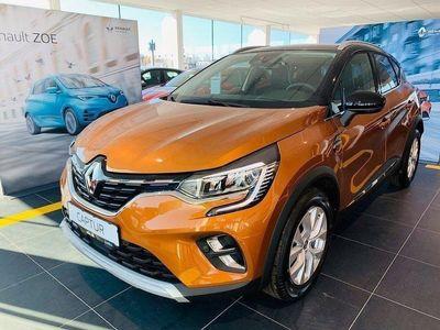 begagnad Renault Captur TCe 155 Intens EDC