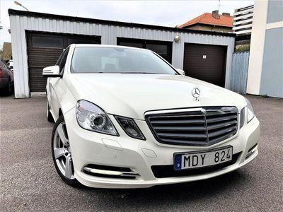begagnad Mercedes E200 CDI BlueEFFICIENCY Classi -12