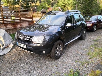 used Dacia Duster 4x4 -15