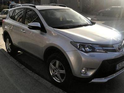 begagnad Toyota RAV4 2.0 4x4 Multidrive